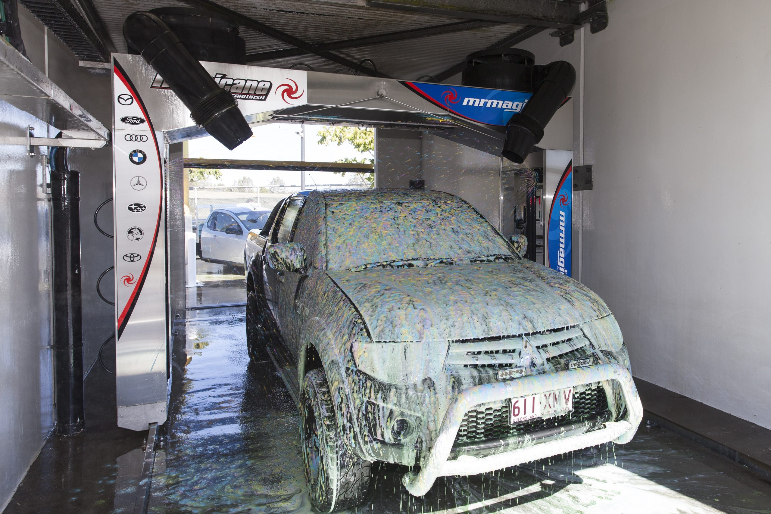Automatic car wash Jimboomba